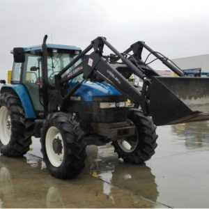 New Holland 8160 RangeCommand