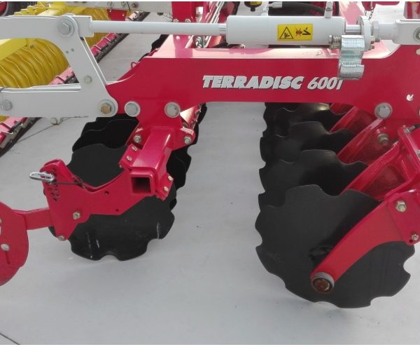 Pottinger Terradisc 6001T